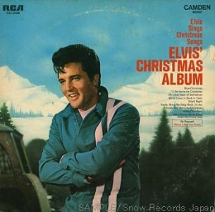 when the special was rerun the following summer blue christmas was cut out completely and replaced with tiger man another classic - Elvis Blue Christmas